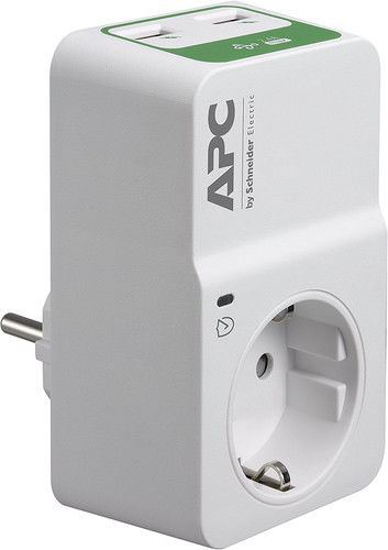 Slika APC Essential SurgeArrest 1 Outlet 230V, 2 Port USB Charger