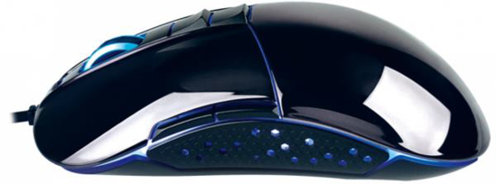 Slika Zalman ZM-GM5 Gaming Mouse 4000DPI, black