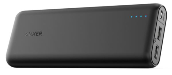 Slika Anker PowerCore 15600 Black