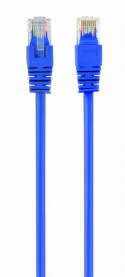Slika Gembird CAT5e UTP Patch cord, blue, 0,25 m