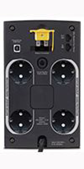 Slika APC Back-UPS 1400VA, 230V, AVR, Schuko Sockets