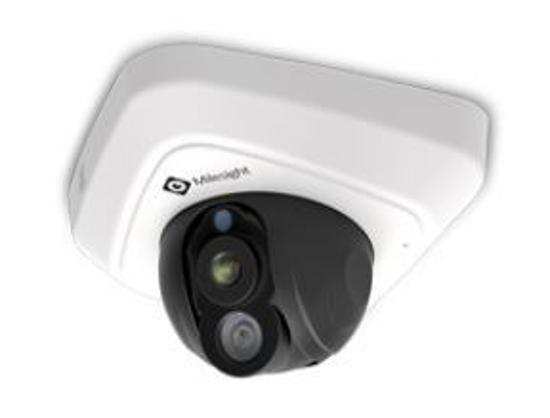Slika Milesight 3MP Mini Dome IR IP Camera Ambarella DSP