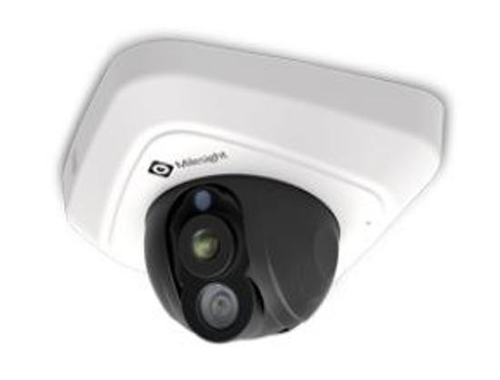 Slika Milesight 4MP Mini Dome cam H.265