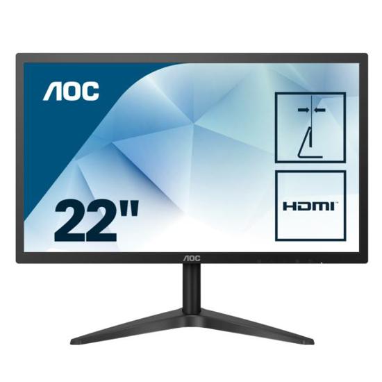 "Slika AOC LCD 21,5"", 16:9, 5ms, HDMI"