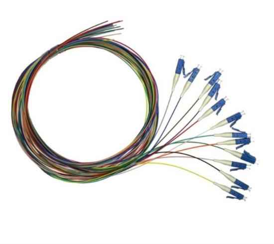Slika NFO Fiber optic pigtail LC/UPC, SM, G.652D, 900um 1.5m, 12pcs