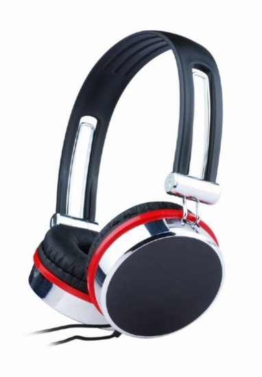 Slika Gembird Stereo headphones, black color
