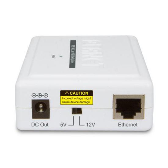 Slika Planet 802.3at Gigabit Power over Ethernet Plus Splitter - 25.5W