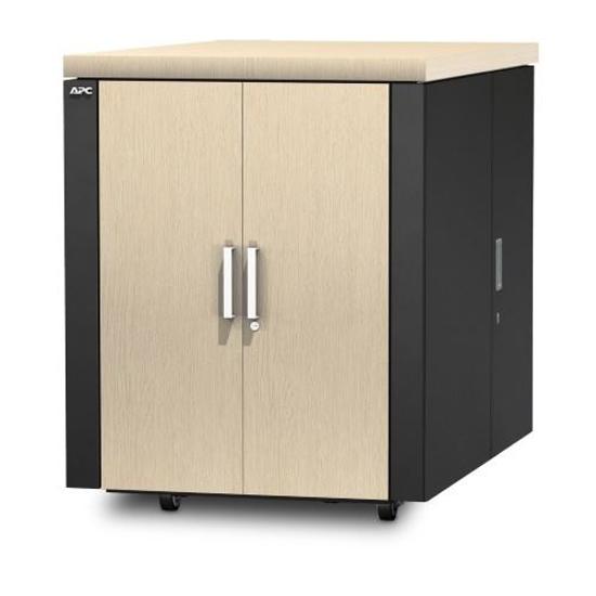 Slika APC NetShelter CX 18U Secure Soundproof Server Room in a Box Enclosure - Shock Packaging