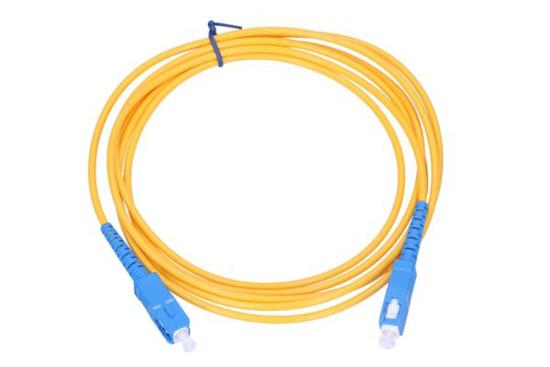 Slika NFO Patch cord, SC/UPC-SC/UPC, Singlemode 9/125, G.657A1, Simplex, 3m