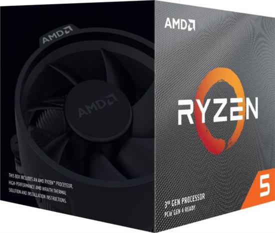 Slika AMD Ryzen 5 3600 Box, AM4