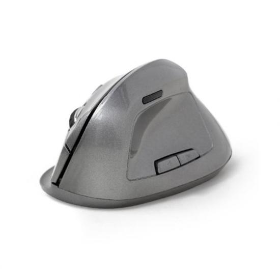 Slika Gembird Ergonomic 6-button wireless optical mouse, spacegrey