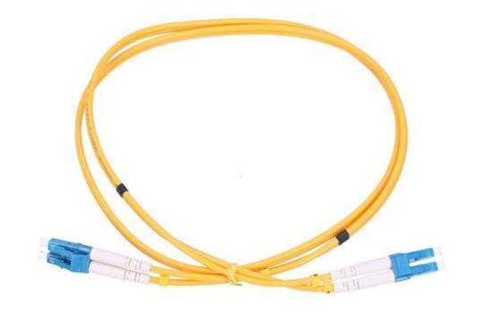 Slika NFO Patch cord, LC/UPC-LC/UPC, Singlemode 9/125, G.652D, 3mm, Duplex, 15m