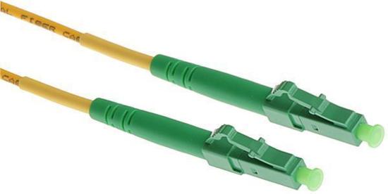 Slika NFO Patch cord, LC/APC-LC/APC, Singlemode 9/125, G.657A2, 2mm, Simplex, 5m