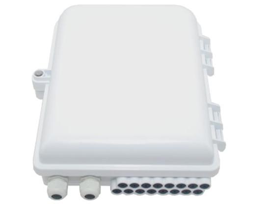 Slika NFO Splice Closure, 2 inputs, 16 outputs, Wall or Pole mount