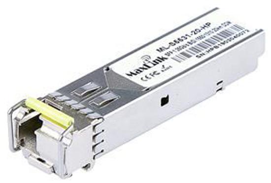 Slika MaxLink 1.25G SFP WDM(BiDi) Tx1550 (1x SM,LC)-20km HP module