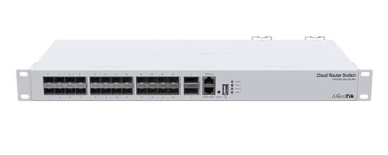 Slika MikroTik 26 Port Cloud Router Switch 2x 40G QSFP+ ports + 24x 10G SFP Slots