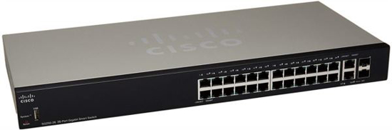 Slika Cisco 26-Port Gigabit Rackmount L3 Managed Switch