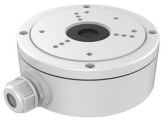 Slika HikVision junction box DS-1280ZJ-S - for TurboHD and dome IP cams