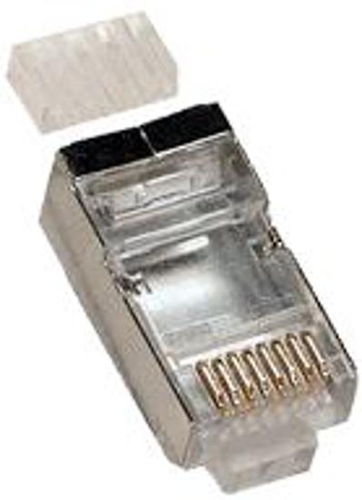 Slika MasterLan conector STP RJ45 Cat6 shielded