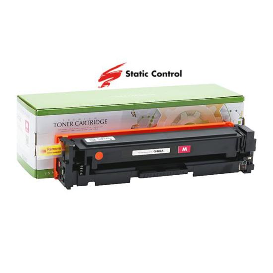 Slika Toner Static Control HP/Canon CF403A  Magenta