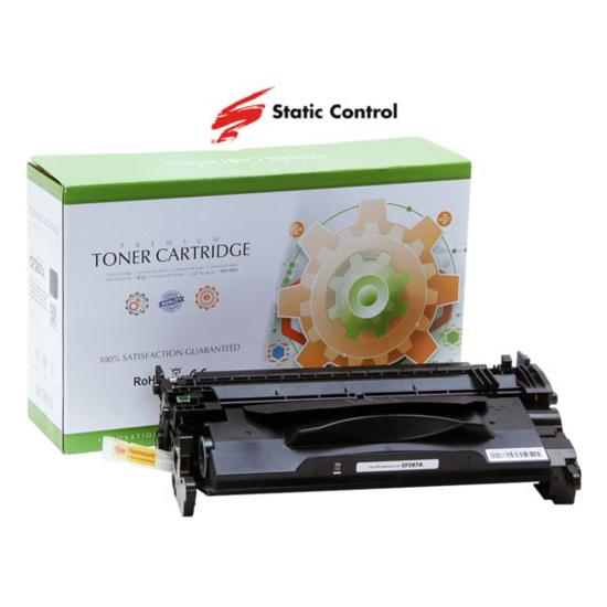 Slika Toner Static Control HP CF287A Black