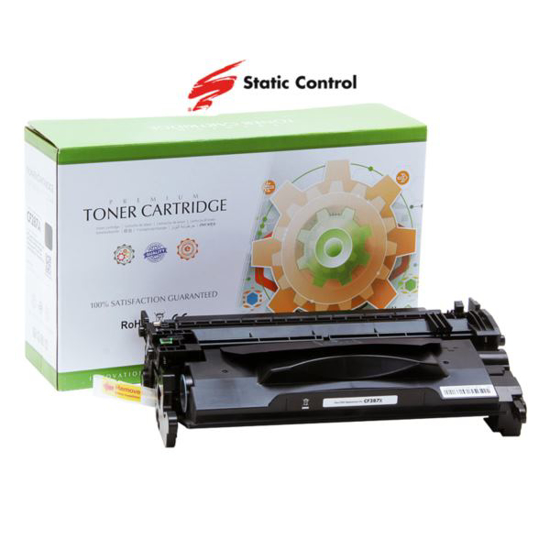 Slika Toner Static Control HP/Canon CF287X Black