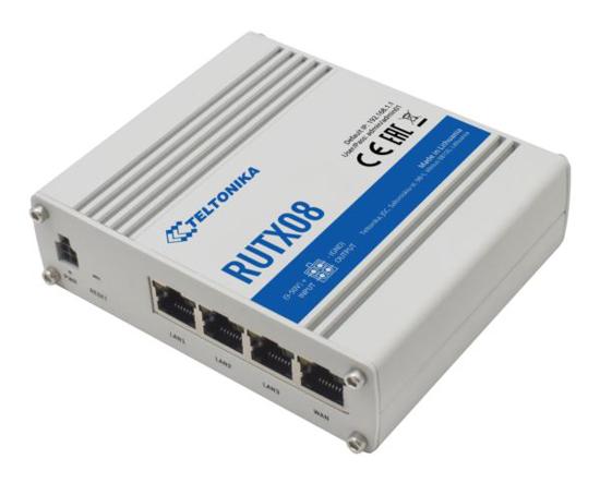 Slika Teltonika 4-Port Gigabit Industrial Ethernet Router