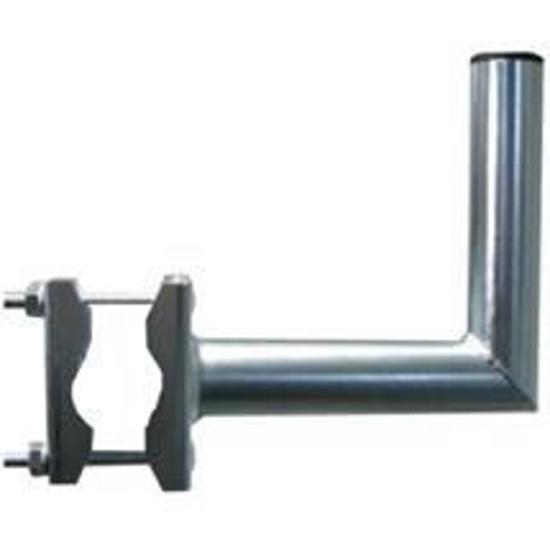 Slika MaxBracket Antenna holder balcony length 35 cm, height 20 cm, d = 42 mm