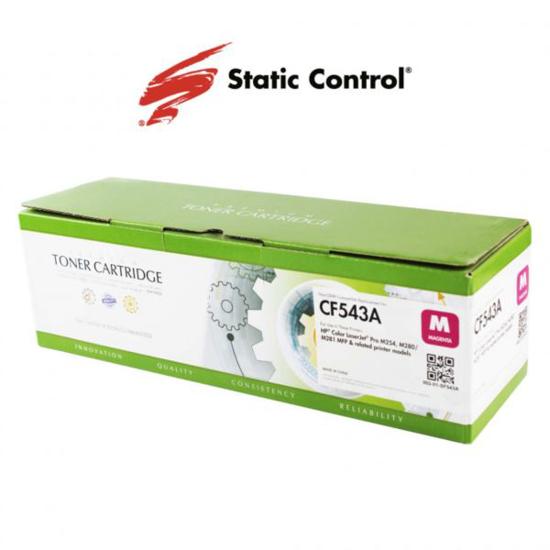 Slika Toner Static Control HP CF543A Magenta