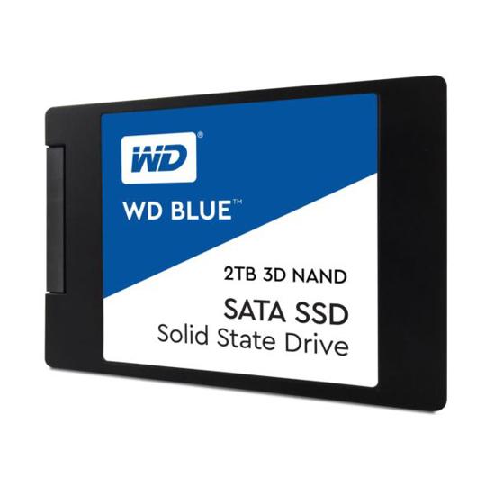 Slika Western Digital 2TB SSD, Blue 3D, SATA