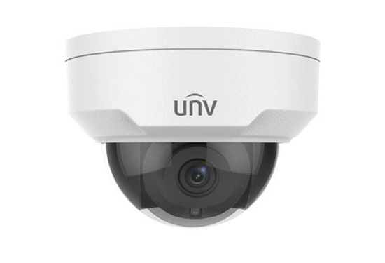Slika UniView 2MP WDR Starlight Vandal-resistant Fixed Dome Network Camera with 2.8mm lens