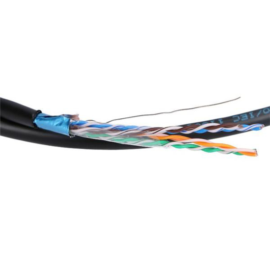 Slika ExtraLink CAT5E FTP V2 Outdoor Twisted Pair 305M