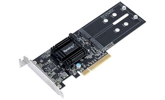 Slika Synology dual M.2 SSD adapter
