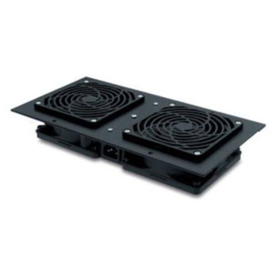 Slika APC NetShelter WX Fan Tray 230VAC Black for AR100