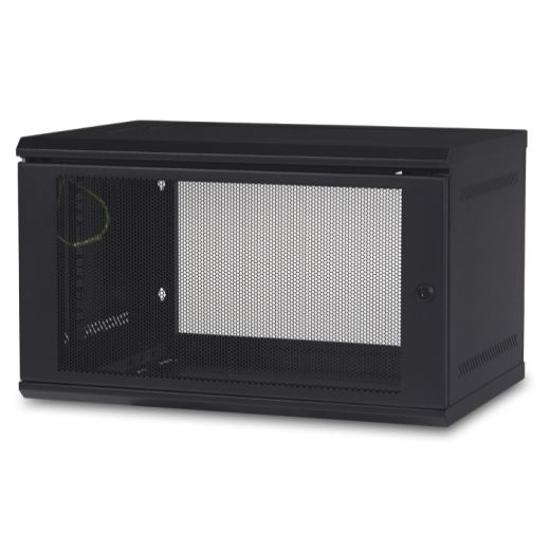 Slika APC NetShelter WX 6U 600x400 Wall Mount Cabinet Black