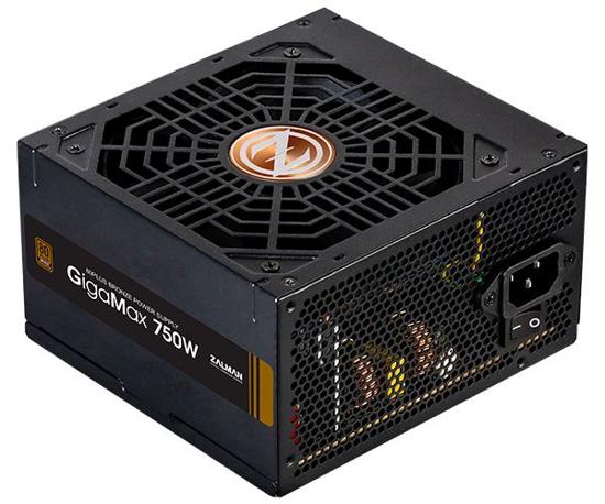Slika Zalman 750W PSU GVII Series Retail