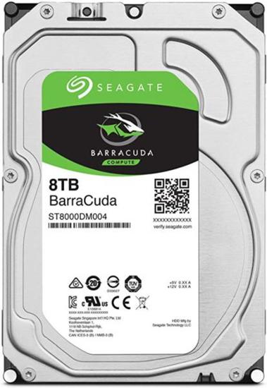 Slika Seagate HDD, 8TB, 5400rpm, SATA, 256MB
