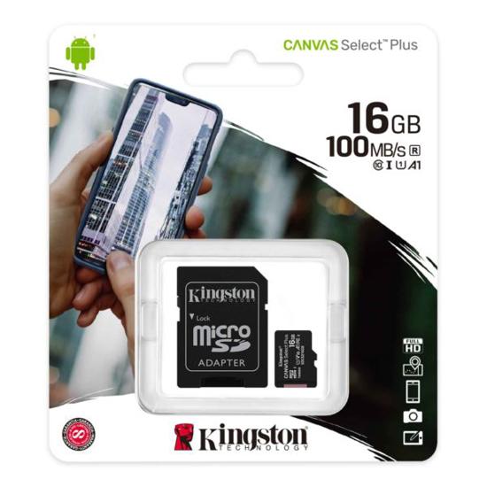Slika Kingston MicroSDHC Class10 16GB