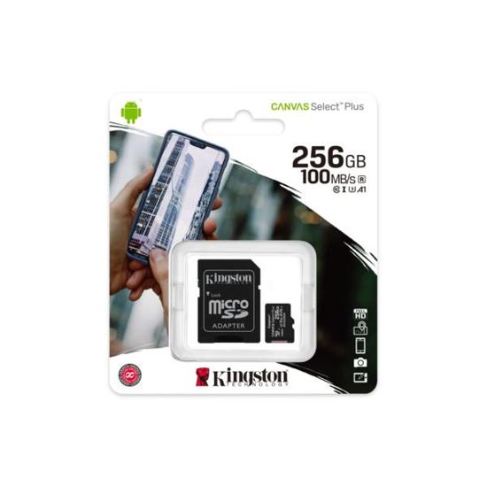 Slika Kingston MicroSDXC Class10 256GB