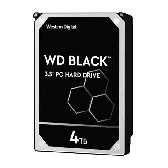 Slika Western Digital HDD, 4TB, 7200 RPM, WD Black