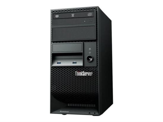 Slika Refurbished Server Tower Lenovo ThinkServer TS150 E3-1245v5 /16GB/2x600GB SSD/RAID/PSU
