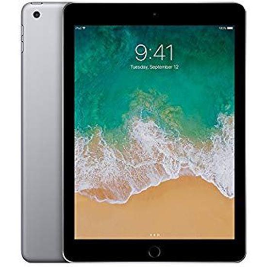 Slika Refurbished Apple iPad 5th Gen, 128GB, Wifi + Cellular, Space Gray