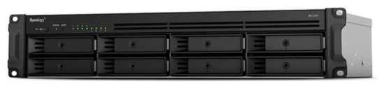 Slika Synology compact 2U, 8-bay rackmount for small- and medium-sized businesses.