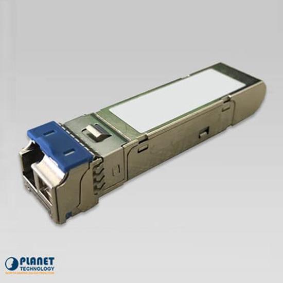 Slika Planet Industrial WDM BiDi 1G Single Fiber (LC, SM)-80km,TX:1310nm  (-40~75C)