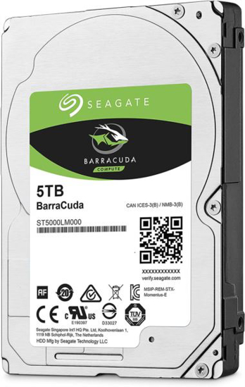 Slika Seagate HDD, 5TB, 5400rpm, SATA, 128MB