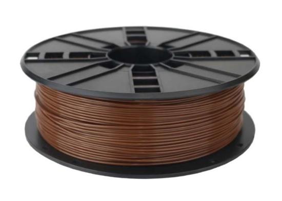 Slika Gembird PLA filament for 3D printer,  Brown, 1.75 mm, 1 kg