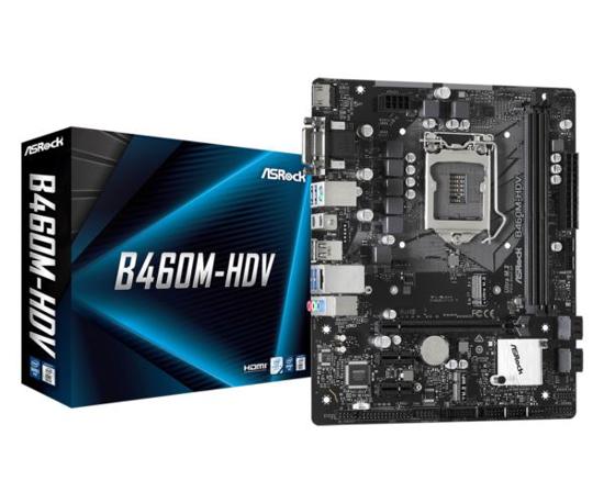 Slika Asrock Intel LGA1200 B460M-HDV