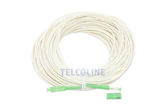 Slika NFO Patch cord, SC/APC-SC/APC, Singlemode 9/125, G.657.A2, Simplex, LSZH, 5m