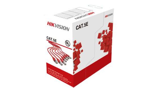 Slika HikVision 305 m CAT5E UTP Solid Copper Core Network Cable