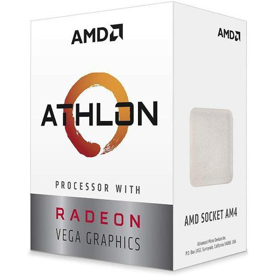 Slika AMD Athlon 3000G Box, AM4